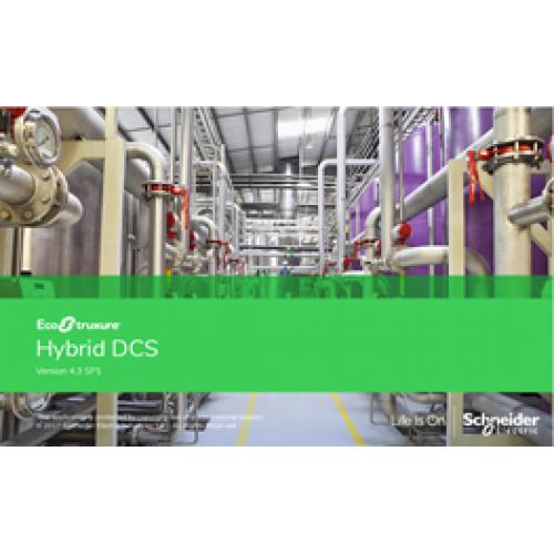 EcoStruxure Hybrid DCS