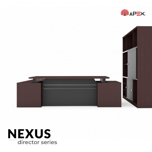 APEX-Office NEXUS Director Office Desk Table Series