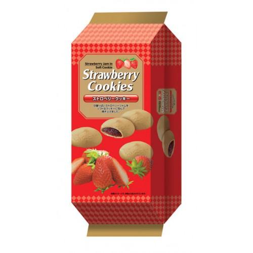 100g Japan Strawberry Cookies